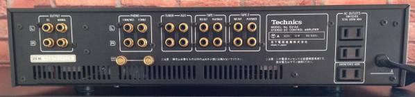 【Technics/SU-A4】Stereo DC Control Amplifier 取扱説明書付き_画像2