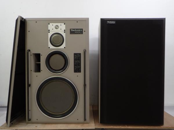 Technics テクニクス スピーカー SB-M1 Monitor 1 ペア□4914F-4_画像1