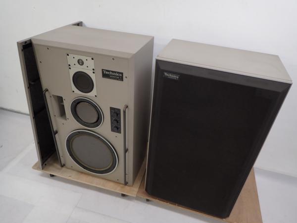 Technics テクニクス スピーカー SB-M1 Monitor 1 ペア□4914F-4_画像2