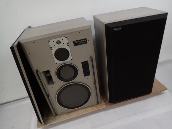Technics テクニクス スピーカー SB-M1 Monitor 1 ペア□4914F-4_画像3