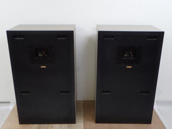 Technics テクニクス スピーカー SB-M1 Monitor 1 ペア□4914F-4_画像4