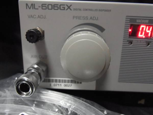 ☆中古☆ムサシ デジタルコントロールディスペンサー ML-606GX_画像2