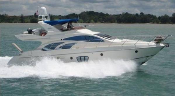 2007'AZIMUT 55 EVOLUTION_画像1