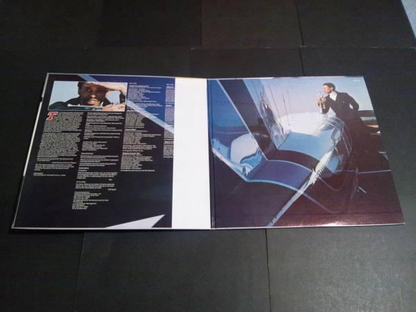 1980 未使用 LP 帯付 ラブ・アプローチ トム・ブラウン JAZZ_画像3