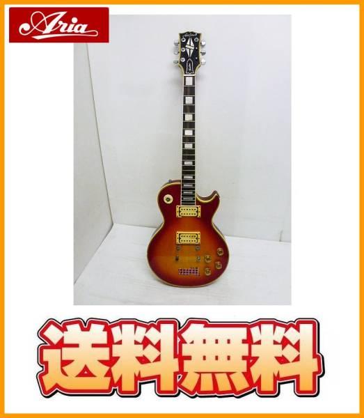 送料無料 P27930 Aria ProⅡ エレキギター ジャンク Custom_画像1