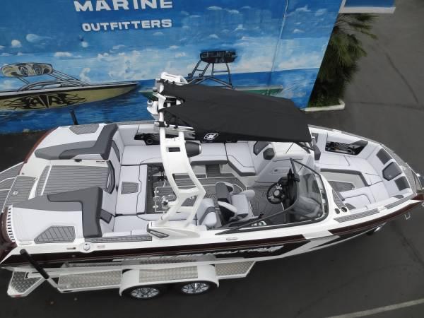 2017'NAUTIQUE G23 ソルトウォーター仕様 新艇 展示艇 輸入艇!!_画像1