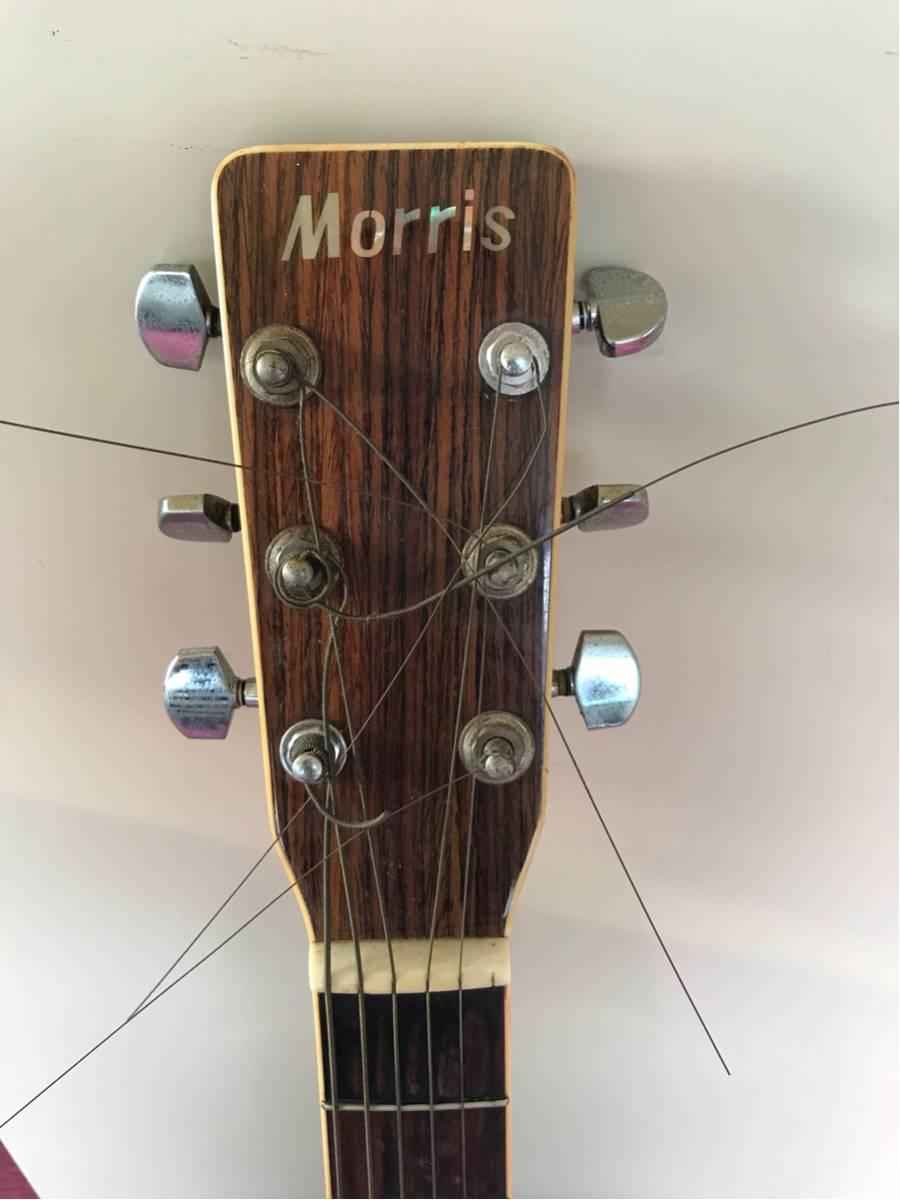 Morris MD-507 モーリス アコギ ギター_画像3