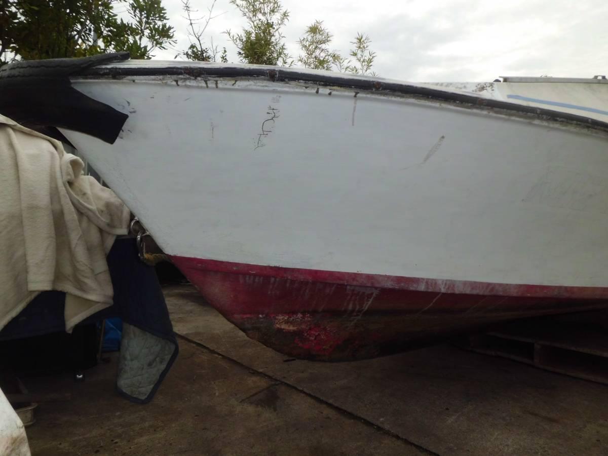 モーターボート 小型船舶 汽船 6.65m ヤマハ 40XWH 福岡県行橋市_画像9