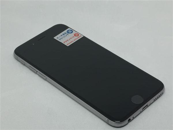 SoftBank iPhone6[128GB] スペースグレイ【安心保証】_画像4