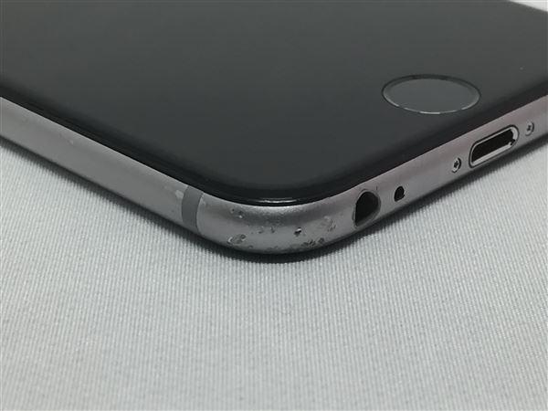 SoftBank iPhone6[128GB] スペースグレイ【安心保証】_画像6