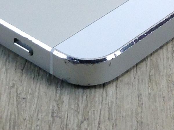 SoftBank iPhone5[32GB] ホワイト&シルバー【安心保証】_画像7