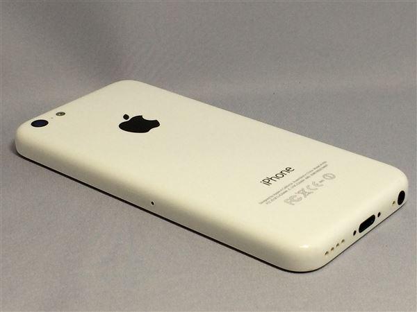 SoftBank iPhone5c[16GB-s] ホワイト【安心保証】_画像3