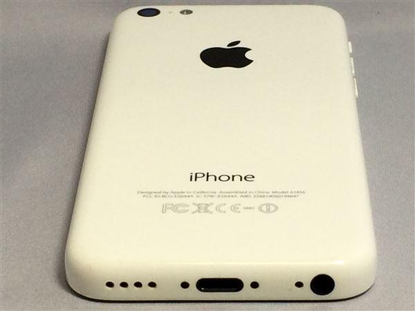 SoftBank iPhone5c[16GB-s] ホワイト【安心保証】_画像5