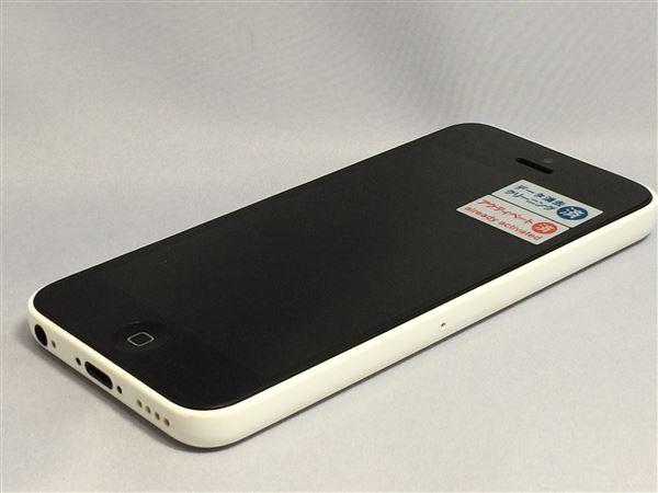 SoftBank iPhone5c[16GB-s] ホワイト【安心保証】_画像4
