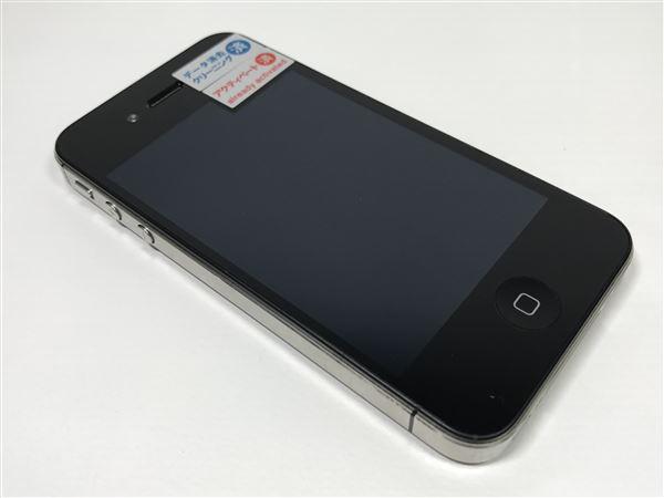 SoftBank iPhone4S[16GB] ブラック【安心保証】_画像3