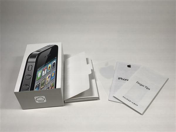 SoftBank iPhone4S[16GB] ブラック【安心保証】_画像10