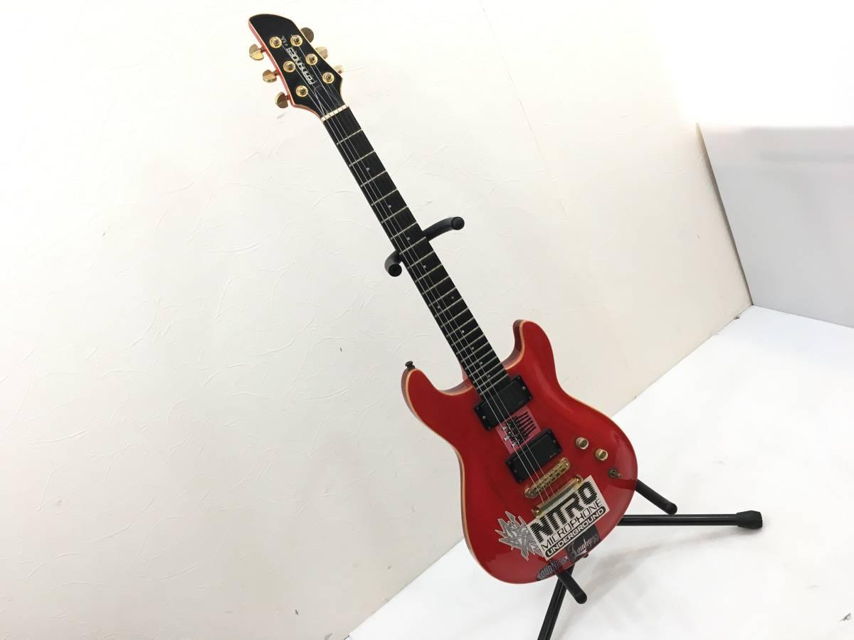 FERNANDES フェルナンデス U.S.A CUSTOM エレキギター APG-100_画像1
