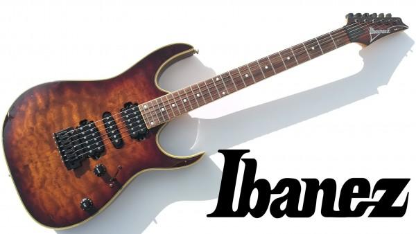 Ibanez RG series アイバニーズ エレキギター エレキ ギター ソフトケース付き 中古 USED_画像1