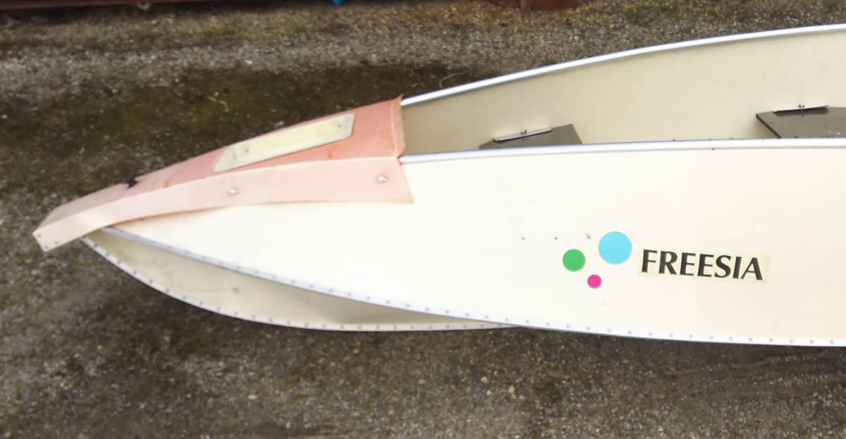 フリージアボート12f  折りたたみ ポーター 引き取り限定_画像3