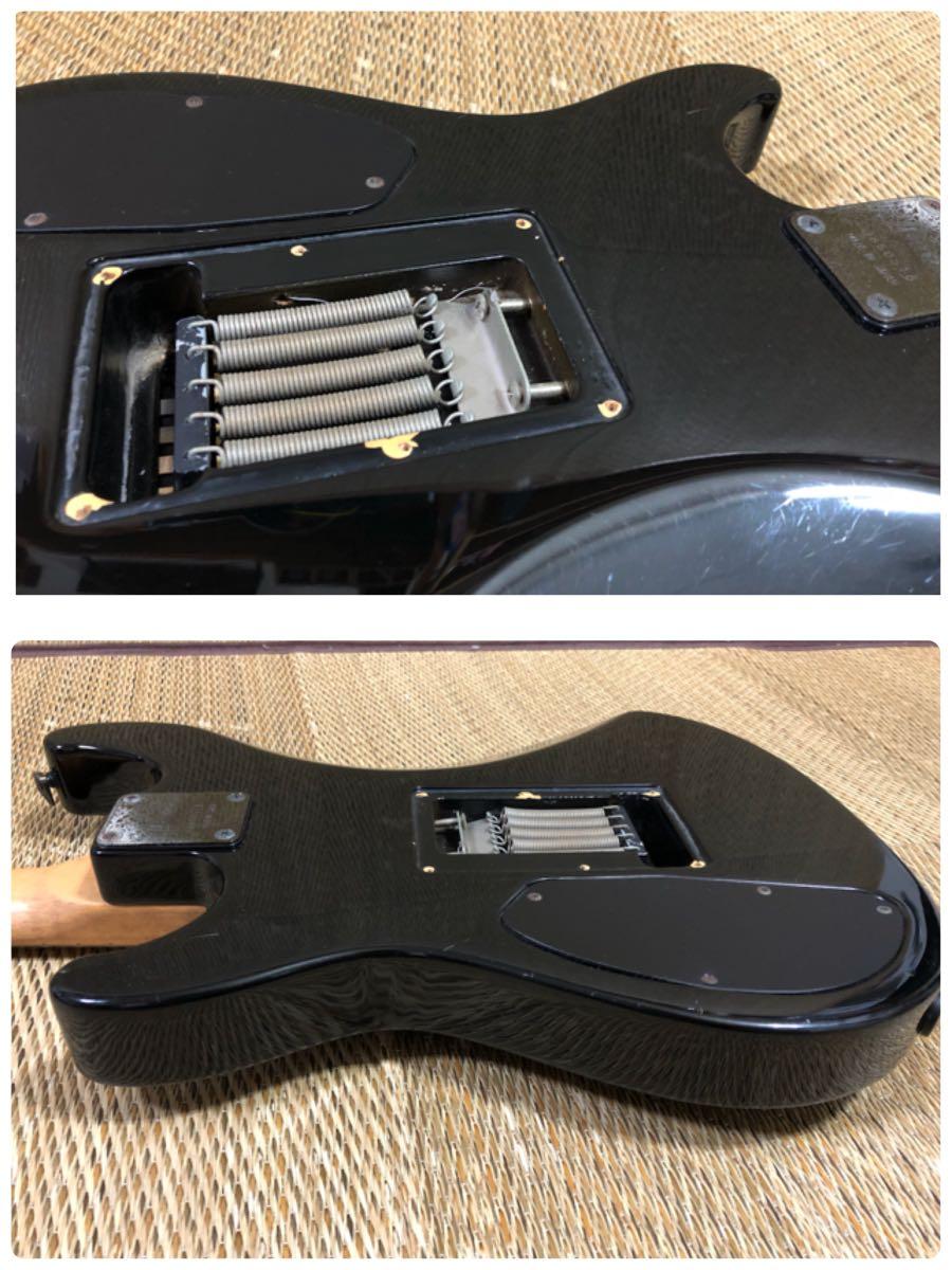 1661 レア!IBANEZ PL5510 1ハム仕様 1986年製 MADE IN JAPAN 日本製_画像4