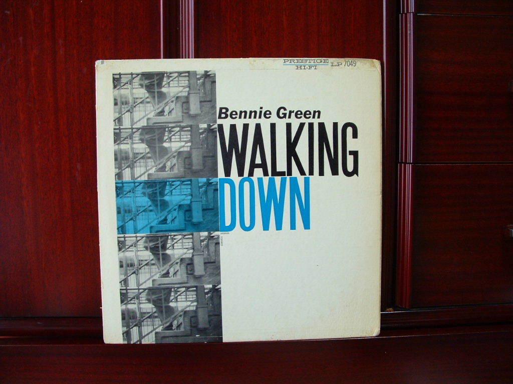 【オリジナル極美盤NM】BENNIE GREEN / Walking Down (DG,NYC,RVG,Prestige)_画像1