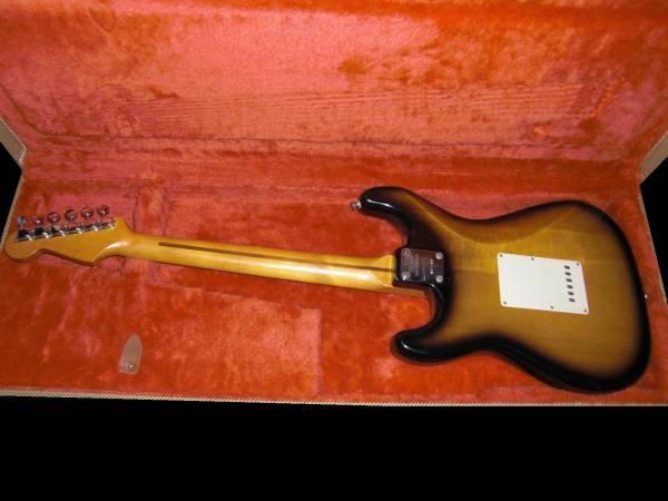 交換可●Aria STAGECASTER 玉杢 ストラト 日本製 アリア Fender_画像3