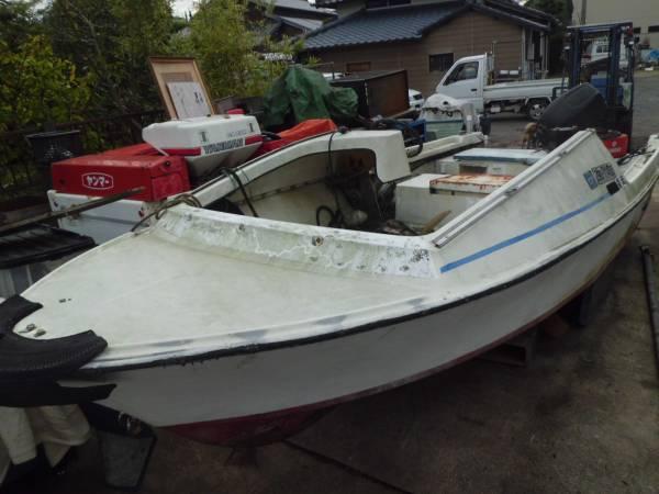 モーターボート 小型船舶 汽船 6.65m ヤマハ 40XWH 福岡県行橋市_画像1